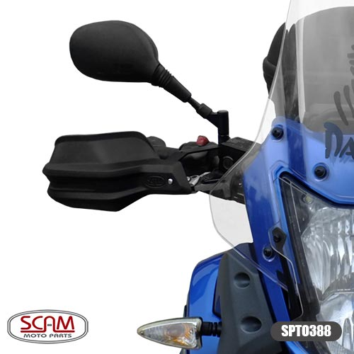 Scam Spto388 Protetor De Mao Yamaha Tenere660 2011+