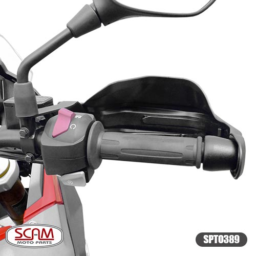 Scam Spto389 Protetor De Mao Honda Bmw G310gs 2018+