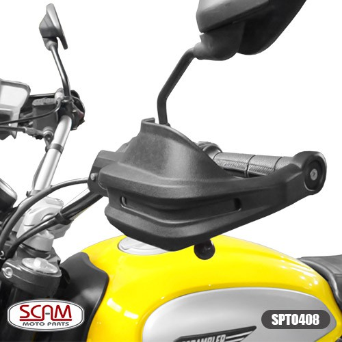 Scam Spto408 Protetor De Mao Ducati Scrambler800 2016+
