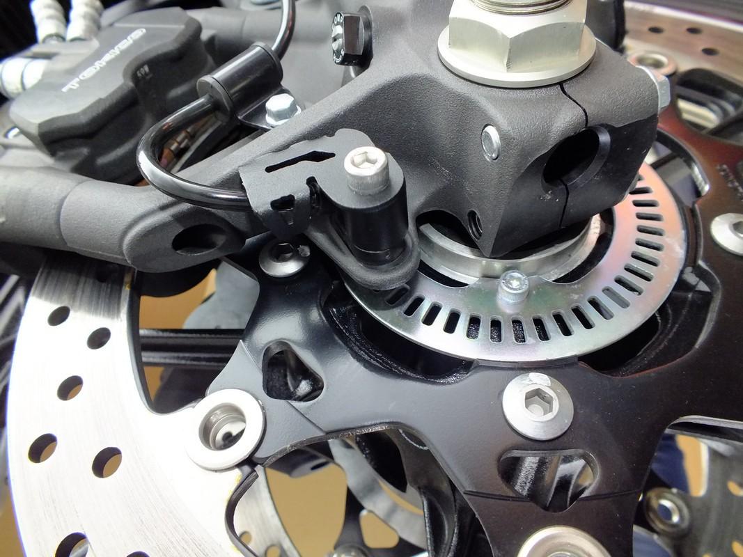 Scam Spto429 Protetor Sensor Abs Par F750gs 2018+