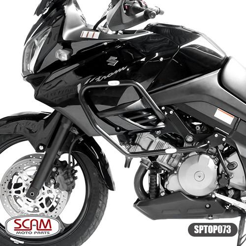 Scam Sptop073 Protetor Motor Carenagem V-strom1000 2002-2013