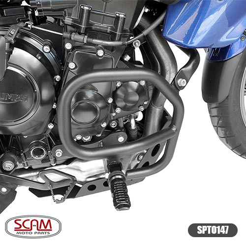 Scam Sptop147 Protetor Motor Triumph Tiger800 2012+