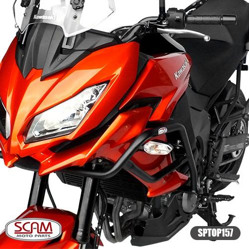 Scam Sptop157 Protetor Motor Carenagem Versys1000 2015+