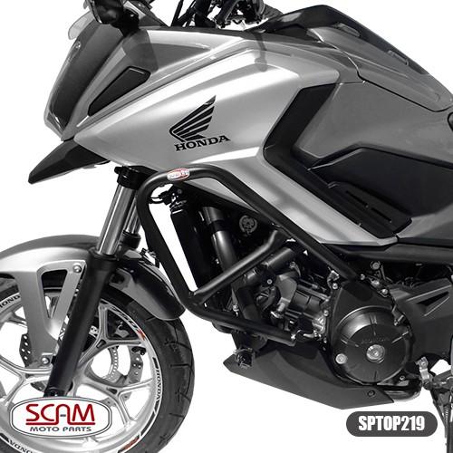 Scam Sptop219 Protetor Motor Carenagem Nc700x Nc750x 2013+