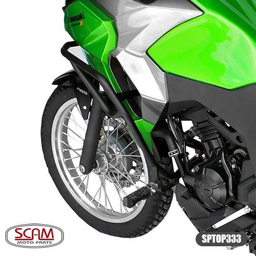 Scam Sptop333 Protetor Motor Carenagem Versys-x300 2018+