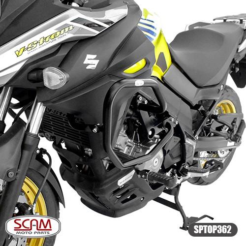 Scam Sptop362 Protetor Motor Carenagem V-strom650 2014+