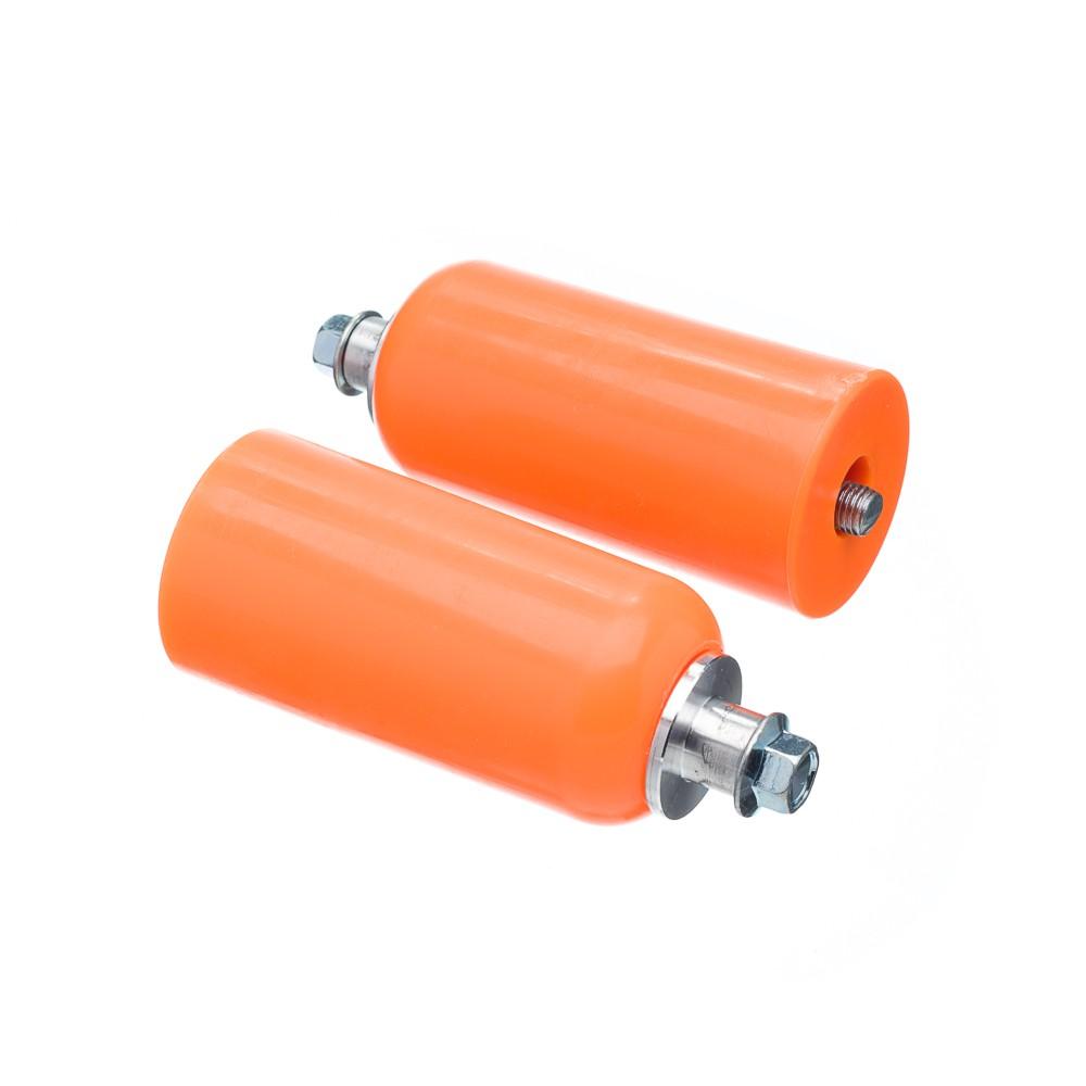 Slider Universal Bering Batente (par) Unicolor Plastic Laran