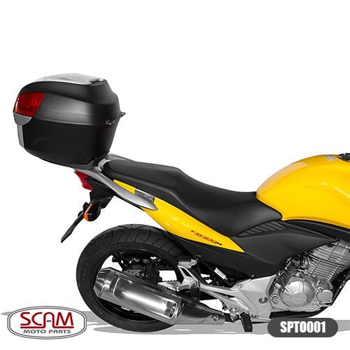 Spta001 Scam Suporte Baú Superior Liga Leve Honda Cb300r