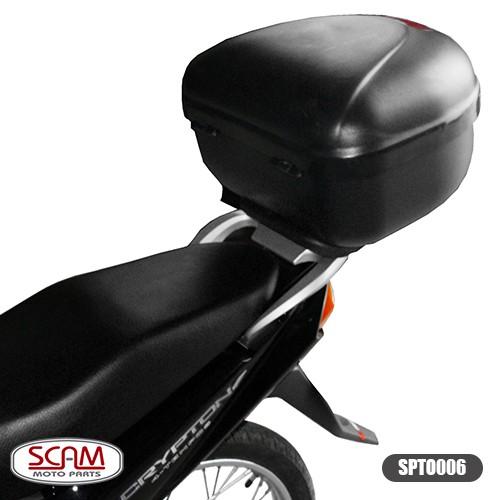 Spto006 Scam Suporte Baú Superior Liga Leve Crypton115 2010+