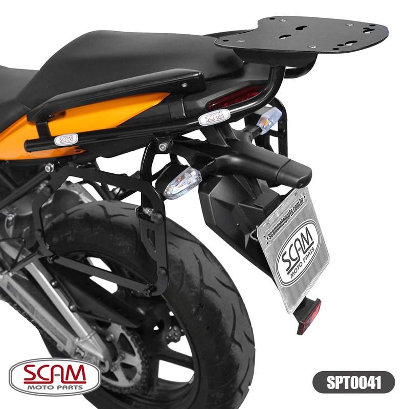 Spto041 Scam Suporte Baú Superior Versys650 2010-2014
