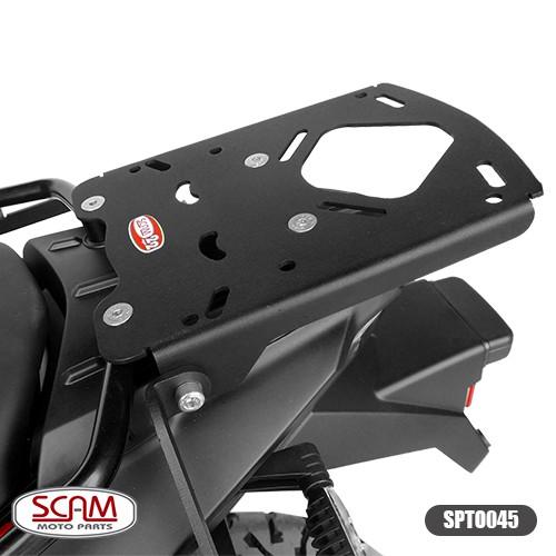 Spto045 Scam Suporte Baú Superior Bmw F800gs Adventure 2014+
