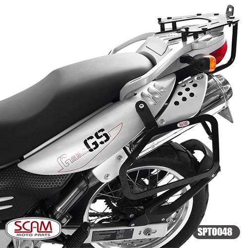 Spto048 Scam Afastador Alforge Bmw G650gs 2009+