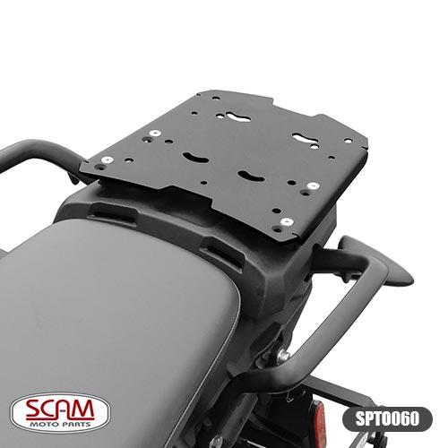 Spto060 Scam Suporte Baú Superior Triumph Tiger800 2012+