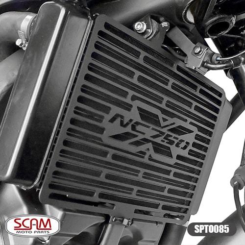 Spto085 Scam Protetor Radiador Honda Nc700x Nc750x 2013+