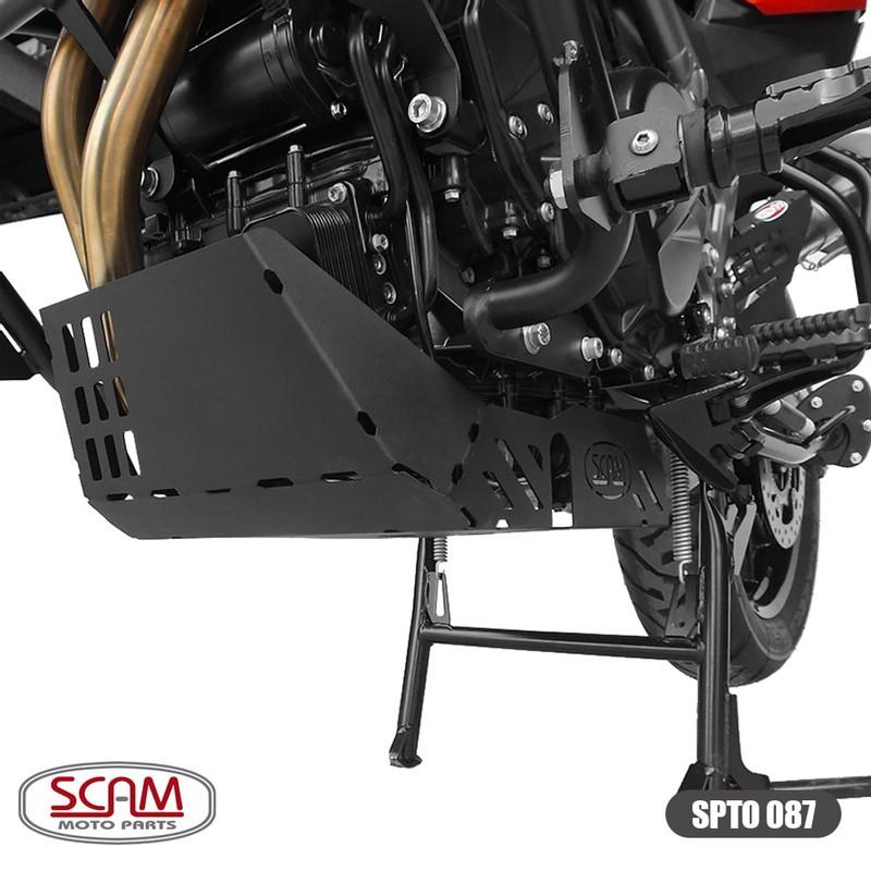 Spto087 Scam Protetor Carter Bmw F800gs Adventure 2014+
