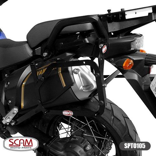 Spto105 Scam Suporte Baú Lateral Super Tenere1200 2011+