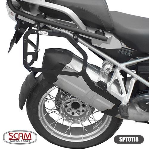 Spto118 Scam Suporte Baú Lateral Bmw R1250gs 2019+