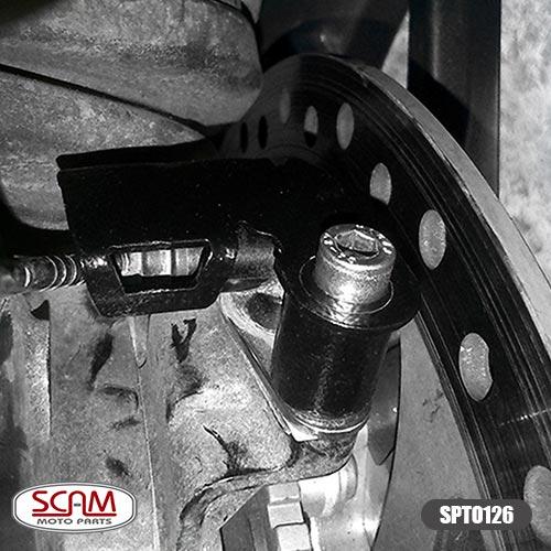 Spto126 Scam Protetor Sensor Abs Tiger1200 Explorer 2012+