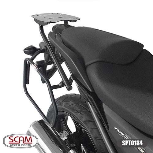 Spto134 Scam Afastador Alforge Honda Nc700x Nc750x 2013-2015