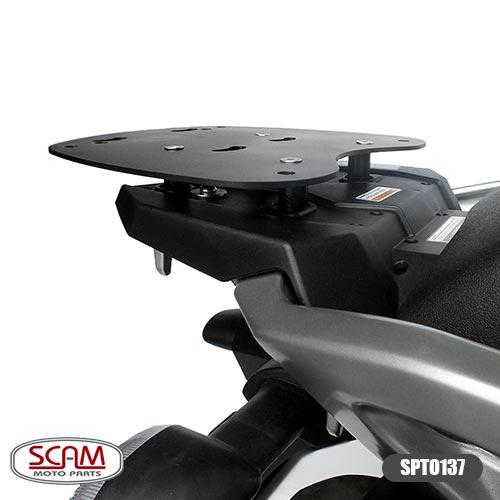 Spto137 Scam Suporte Baú Superior Yamaha Tenere250 2016+