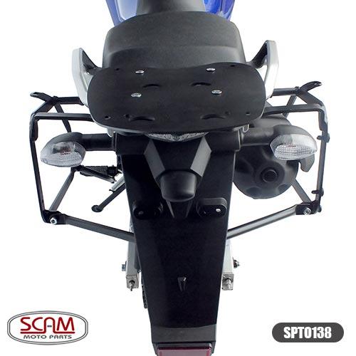 Spto138 Scam Suporte Baú Lateral Yamaha Tenere250 2016+