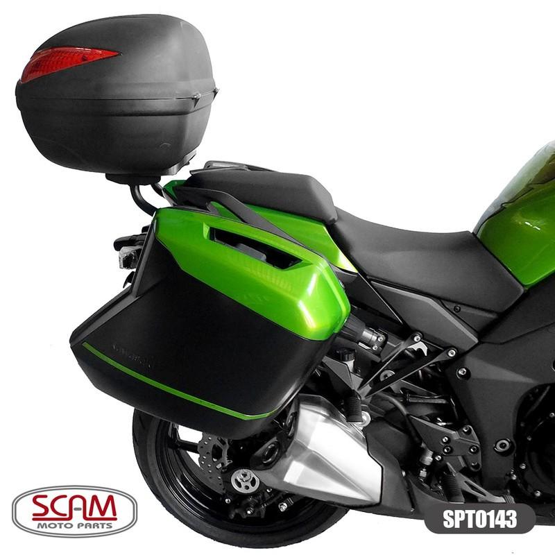 Spto143 Scam Suporte Baú Superior Ninja1000 Tourer 2014+