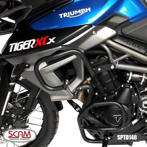 Spto148 Scam Protetor Carenagem Triumph Tiger800 2015+