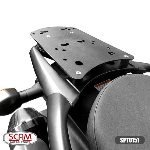 Spto151 Scam Suporte Baú Superior V-strom650 2014-2018