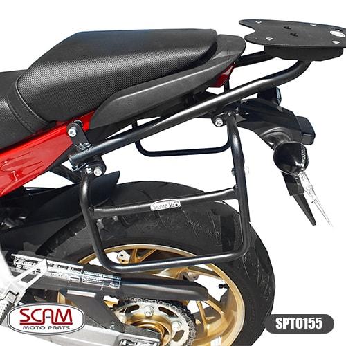 Spto155 Scam Afastador Alforge Honda Cb650f 2015+