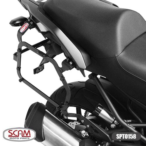 Spto158 Scam Suporte Baú Lateral Kawasaki Versys1000 2015+