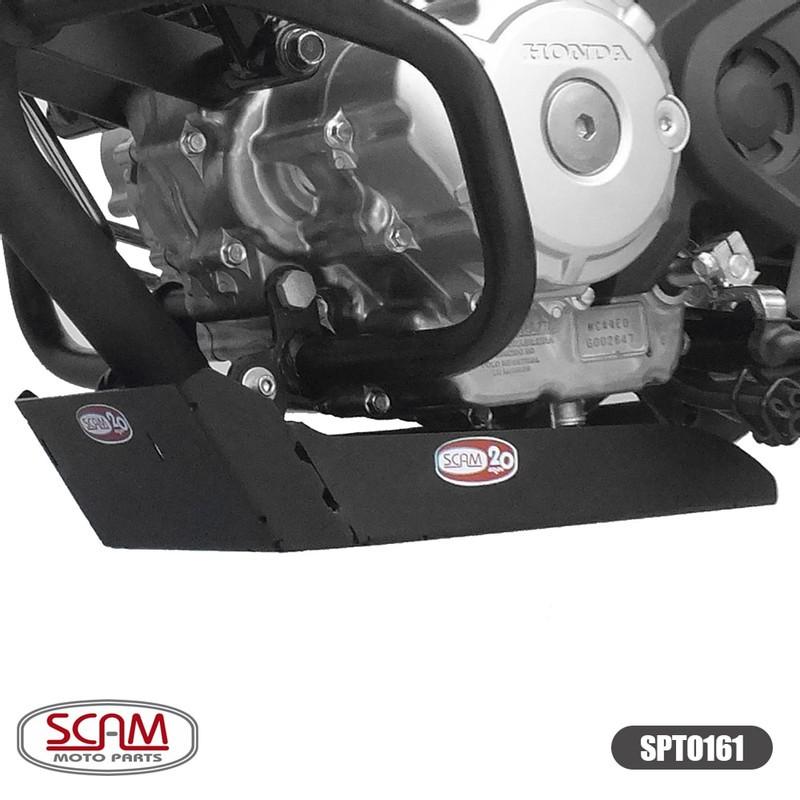 Spto161 Scam Protetor Carter Honda Cbtwister250 2016+