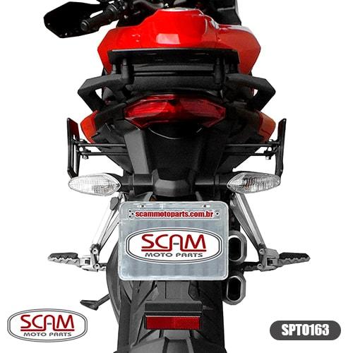 Spto163 Scam Afastador Alforge Multistrada1200 2010-2015