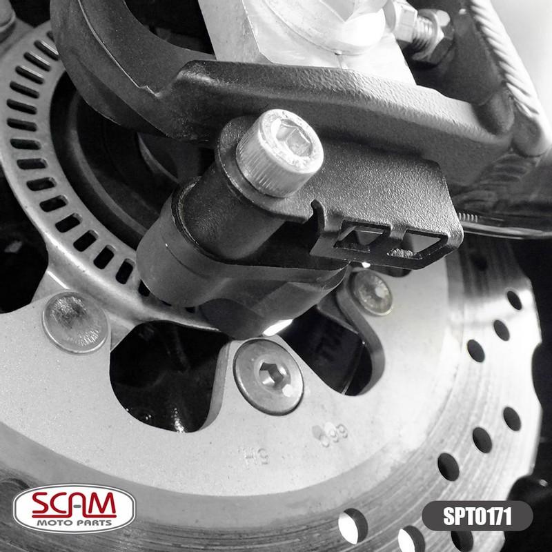 Spto171 Protetor Sensor Abs Par Versys650 Tourer 2015+ Scam