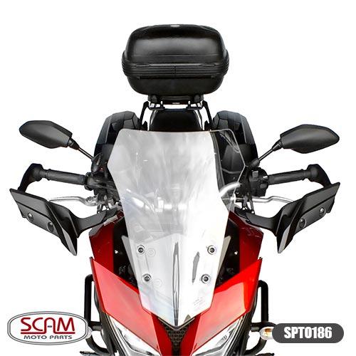 Spto186 Scam Suporte Baú Superior Yamaha Mt09 Tracer 2015+