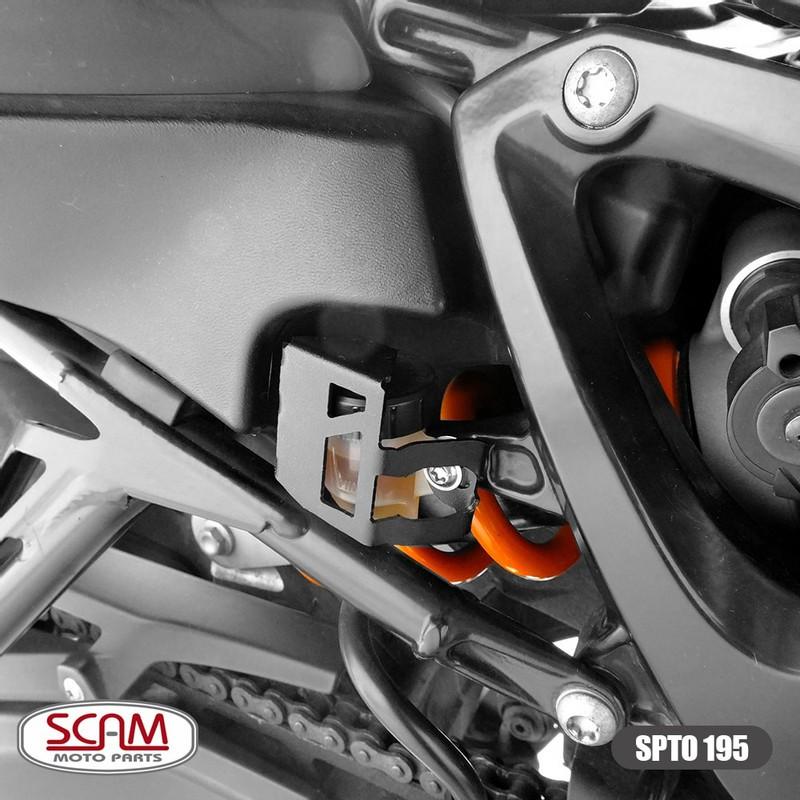 Spto195 Scam Protetor Reserv. Fluido Freio F800gs 20082012