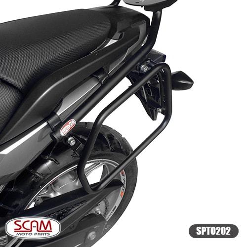 Spto202 Scam Afastador Alforge Honda Nc750x 2016+