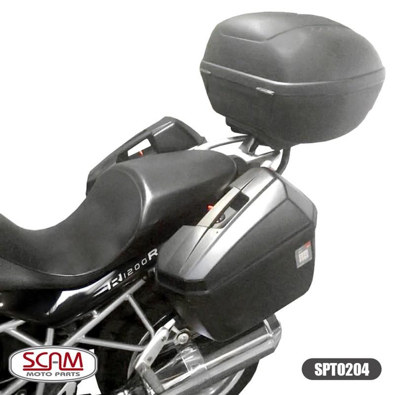 Spto204 Scam Suporte Baú Lateral Bmw R1200r 2004-2012