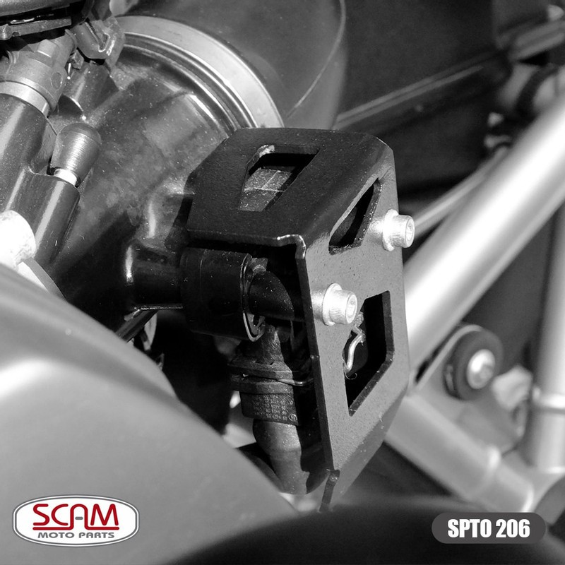 Spto206 Scam Protetor Potenciômetro Bmw R1200r 2004-2012