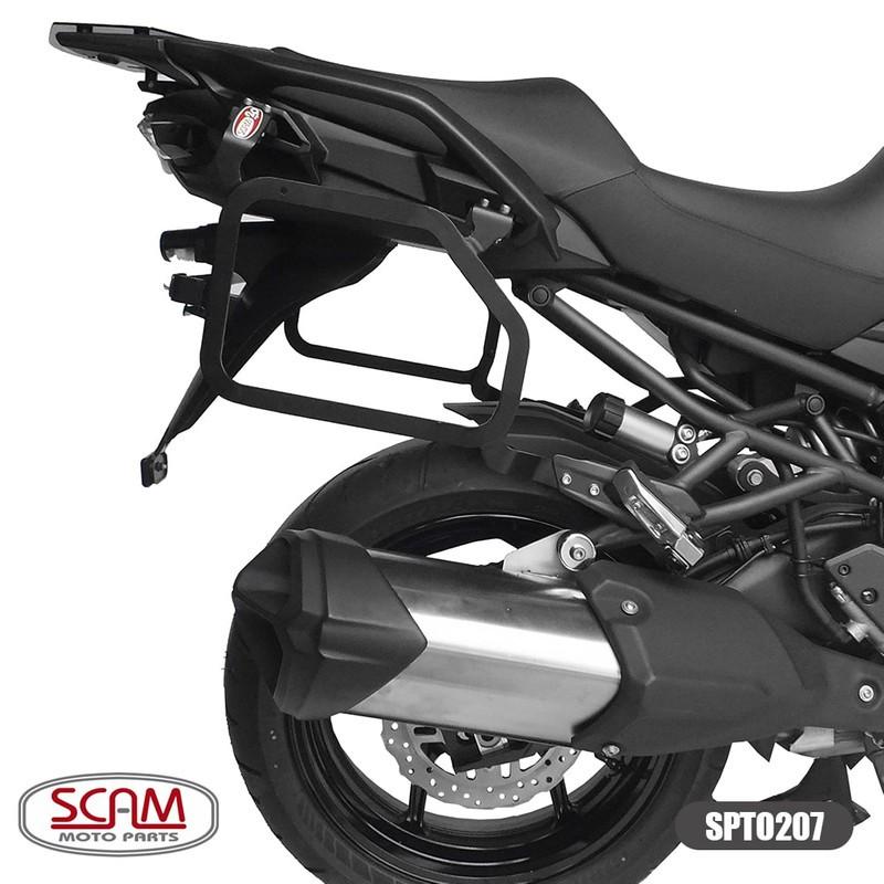 Spto207 Afastador Alforge Kawasaki Versys1000 Tourer 2015+