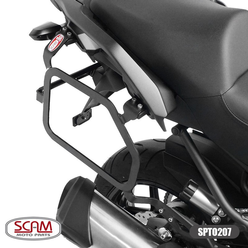 Spto207 Scam Afastador Alforge Kawasaki Versys1000 2015+