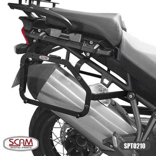 Spto210 Scam Suporte Baú Lateral Tiger1200 Explorer 2012+