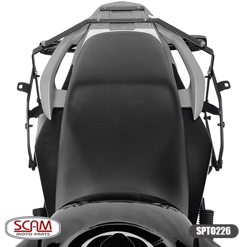 Spto226 Scam Suporte Baú Lateral Honda Falcon400i 2013-2015