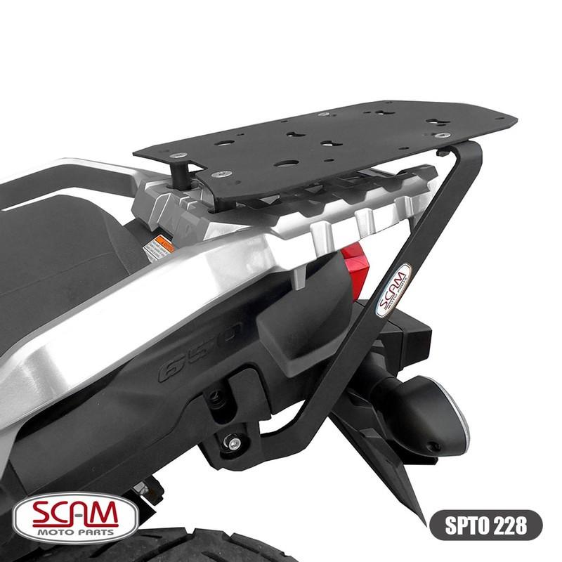 Spto228 Scam Suporte Baú Superior Suzuki V-strom650 2019+
