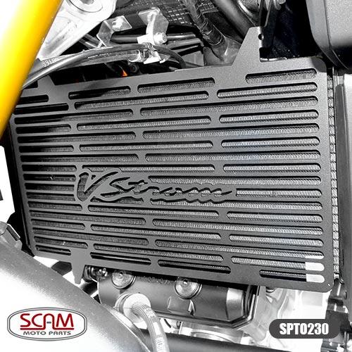 Spto230 Scam Protetor Radiador Suzuki V-strom1000 2014+