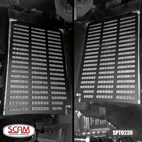 Spto239 Protetor Radiador Par Bmw R1250gs 2019+scam