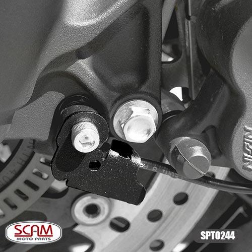 Spto244 Scam Protetor Sensor Abs Par Tiger800 2012+