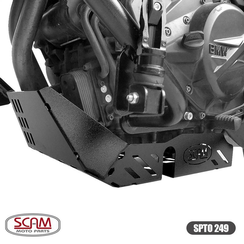 Spto249 Scam Protetor Carter Bmw F700gs 2017+