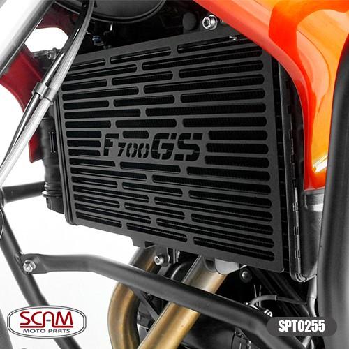 Spto255 Scam Protetor Radiador Bmw F700gs 2017+