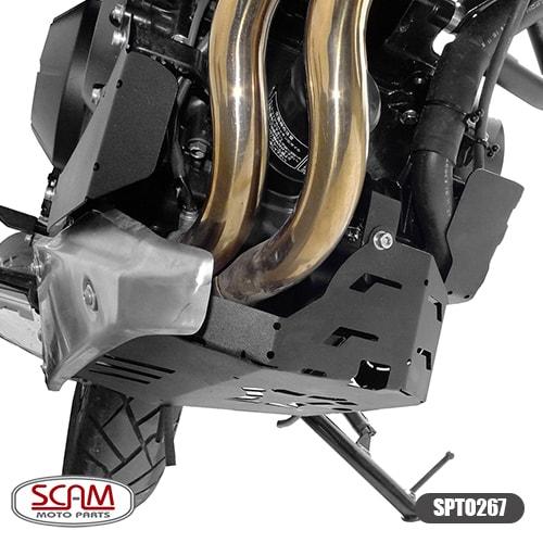 Spto267 Scam Protetor Carter Honda Cb500x 2013-2017