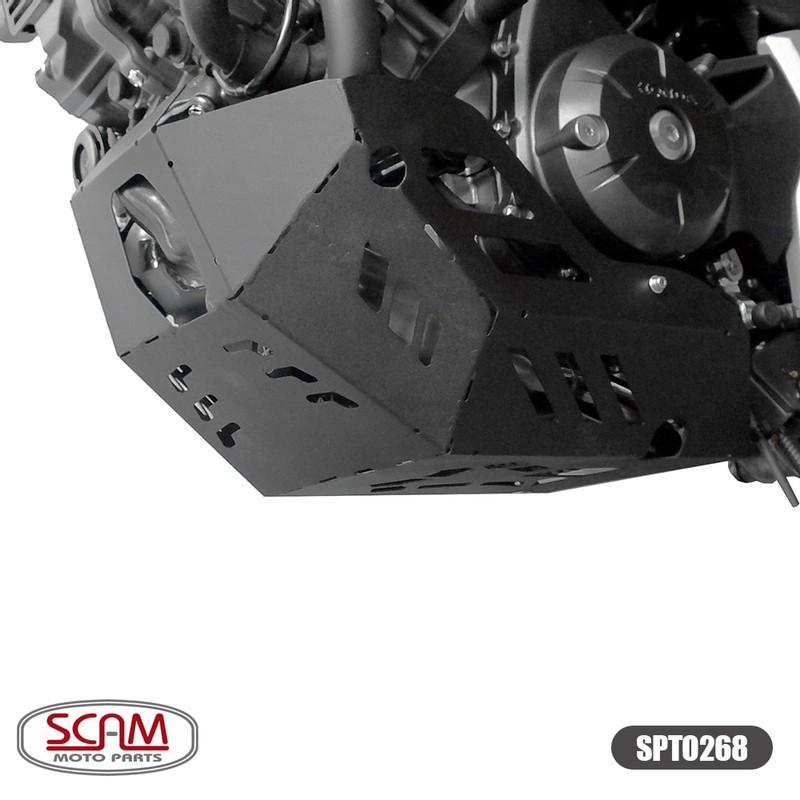Spto268 Scam Protetor Carter Honda Nc700x Nc750x 2013+